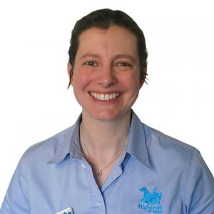 Annabelle Spinney, Veterinary Surgeon at Highcroft Veterinary Group