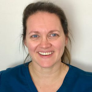 Cherie May, RVN at Highcroft Veterinary Group
