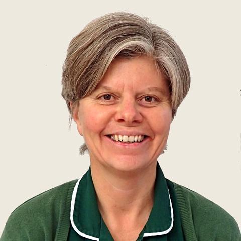 Clare Lamburn, RVN at Highcroft Veterinary Group