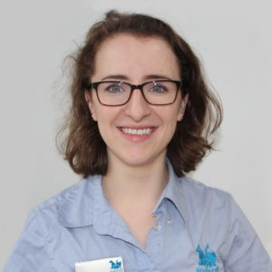 Holly Reyes-Hughes, Veterinary Surgeon at Highcroft Veterinary Group