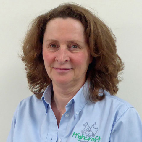 Isabel Evans, Veterinary Surgeon at Highcroft Veterinary Group