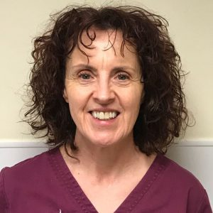 Julie Boxall, vet vet at Highcroft Veterinary Group