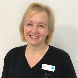 Louise Mills, Veterinary Surgeon at Highcroft Veterinary Group