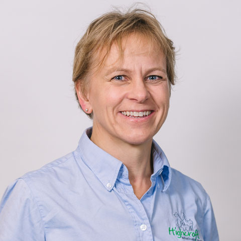 Marit Jynge, Veterinary Surgeon at Highcroft Veterinary Group