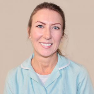 Nicola Harding, student veterinary nurse at Highcroft Veterinary Group