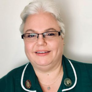 Sue McDonald, RVN at Highcroft Veterinary Group