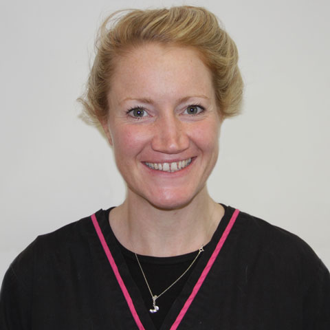 Jess Brown, vet at Highcroft Veterinary Group