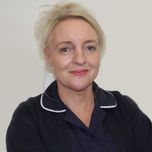 Jo Pearson, receptionist at Highcroft Veterinary Group