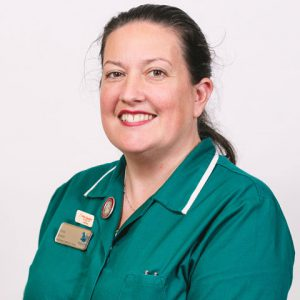 Amie Britton, RVN at Highcroft Veterinary Group